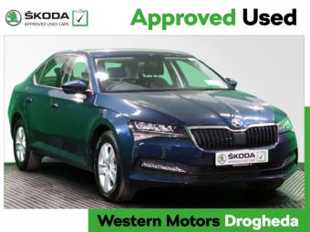 Skoda Superb ACT 2.0TDI 150HP 4DR