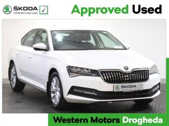Skoda Superb AMB 1.6TDI 120HP DSG 4D