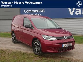 Volkswagen Caddy Maxi 122HP DSG CARGO EDITION MAXI TOP SPEC