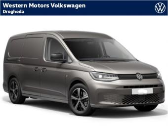 Volkswagen Caddy 122HP DSG CARGO EDITION MAXI TOP SPEC