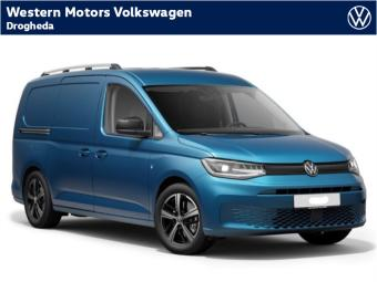 Volkswagen Caddy Maxi EDITION MAXI 122 HP 7SP DSG