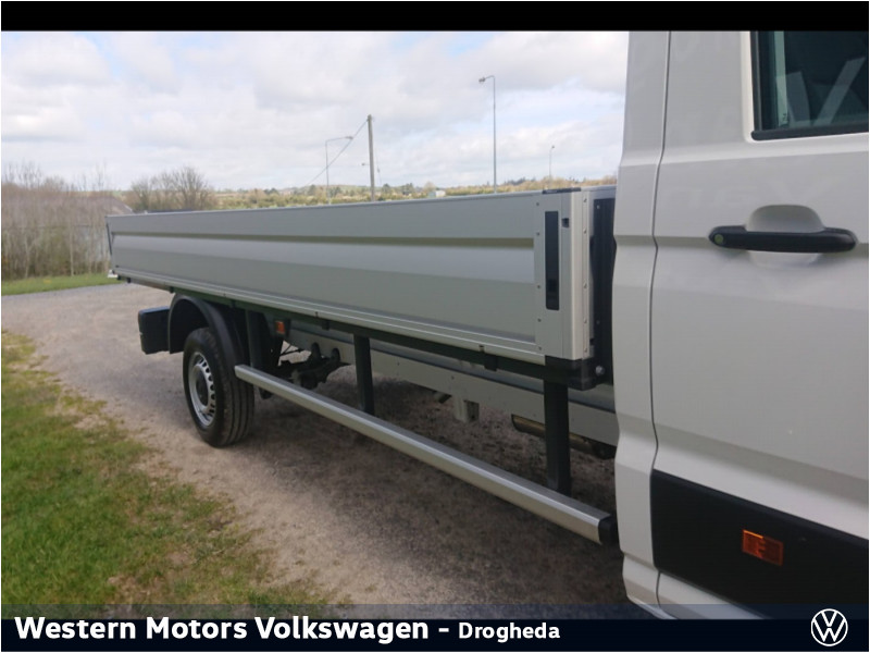 Volkswagen Crafter CR35 LWB DROPSIDE 140HP
