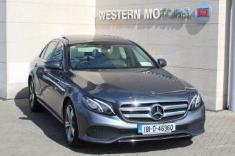 Mercedes-Benz E-Class E220CDI A/T PREMIUM ED*PAN ROOF*LED*