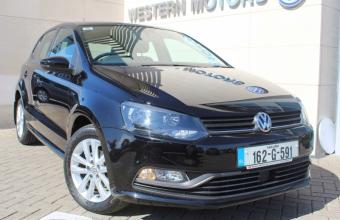 Volkswagen Polo F/S/H, 1 Owner, TDI 75HP M5F 5DR 5D