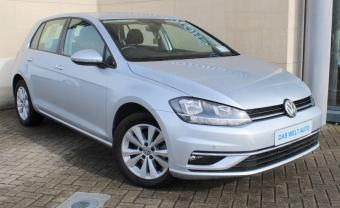 Volkswagen Golf CL 1.6TDI 115HP Sat Nav, App Connect, Voice Control, Adaptive Cruise