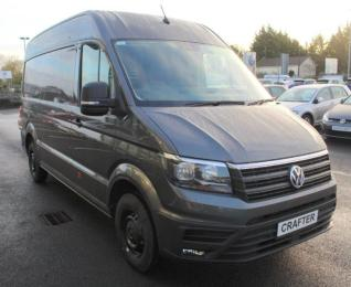 Volkswagen Crafter TREND, CAMERA LEATHER 140HP