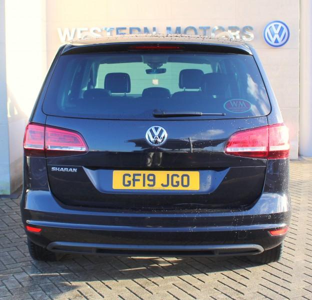 Volkswagen Sharan SE TDi 150 SCR 7 SEATS, SENSORS, FOGS