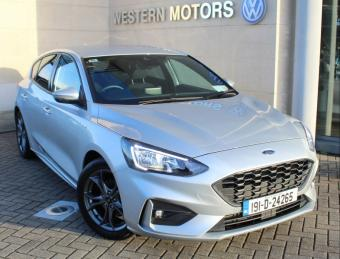 Ford Focus ST-LINE 1.5TDCI 125PS 6S