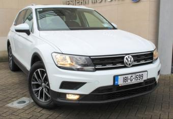 Volkswagen Tiguan CL 2.0TDI 115HP M6F 5DR, PANORAMIC ROOF,SAT NAV, REAR CAMERA
