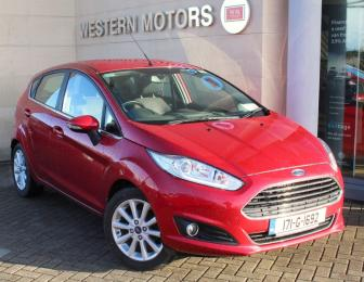 Ford Fiesta TITANIUM 1.25 60PS M5 5