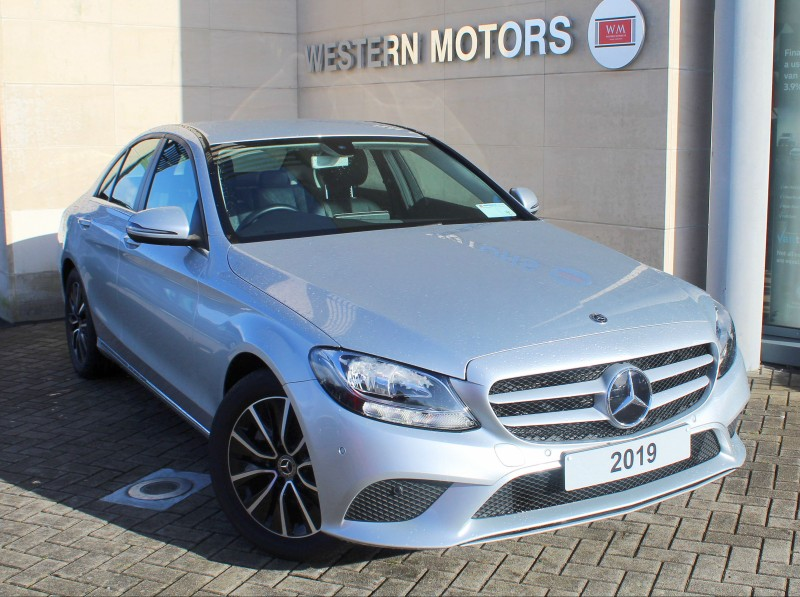 Mercedes-Benz C-Class SE C220d 9G, 3D SAT NAV, HEATED SEATS, CRUISE CONTROL