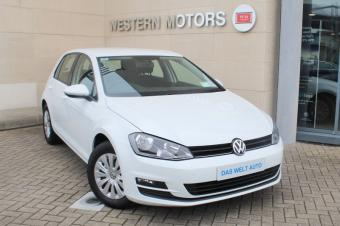 Volkswagen Golf TL 1.6TDI M5F 5DR 90, CRUISE CONTROL, AIR CON, BLUETOOTH