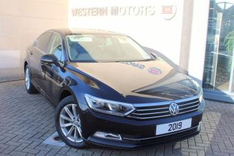 Volkswagen Passat SE Business TDi 150 SE, APP CONNECT, BLUETOOTH, SAT NAV