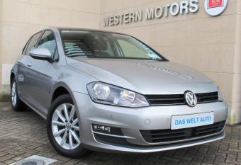 Volkswagen Golf LOUNGE 1.6 TDI M5F 110 5D, PANORAMIC ROOF, 1 OWNER,