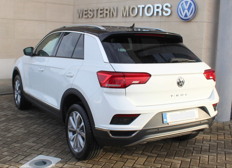 """Volkswagen T-Roc 17"""" Alloys,Two Tone,Chrome & Technology Pack"""