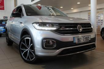 Volkswagen T-Cross T-CROSS R-Line 1.0 TSI =TECH UPGRADE=APP CONNECT=