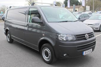 Volkswagen Transporter LWB,140HP,Fogs,Bluetooth,Roof Bars