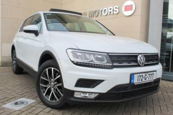Volkswagen Tiguan LIMITED EDITION, LEATHER, FSH, HUGE SPEC
