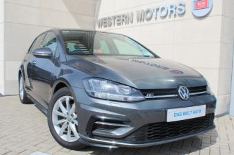 Volkswagen Golf R-LINE DSL - IRISH CAR - F/LIFT MODEL