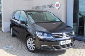 Volkswagen Sharan HIGHLINE 2.0TDI 150HP