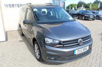 Volkswagen Caddy MAXI 2.0TDI = 1 YR WARRNTY = FINANCE AVAILABLE =