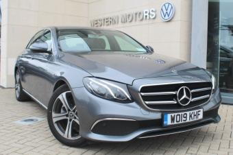 Mercedes-Benz E-Class E220 CDI Auto Delivery Mileage only!