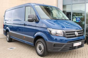 Volkswagen Crafter UP TO ++EURO++5000 SCRAPPAGE, MWB 140HP, REAR STEP