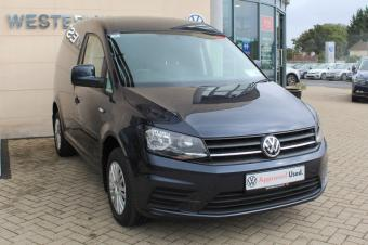 Volkswagen Caddy Trend, Ply-lined, Rear Sensors, Bluetooth