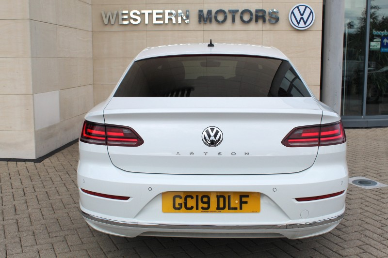 Volkswagen Arteon Auto,Full Leather,Low Km