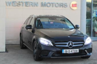 Mercedes-Benz C-Class C220 Sport Premium + Pan Roof
