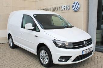 Volkswagen Caddy Highline, 102HP, Only 1 Available at this Price, Alloys, Fogs