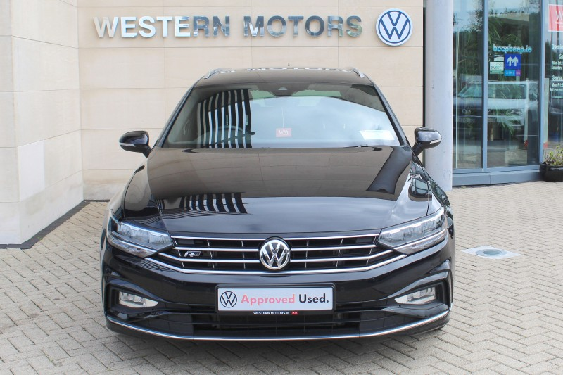 "Volkswagen Passat R Line TDi 190 DSG =FULL LTHR=18"" ALLOYS="