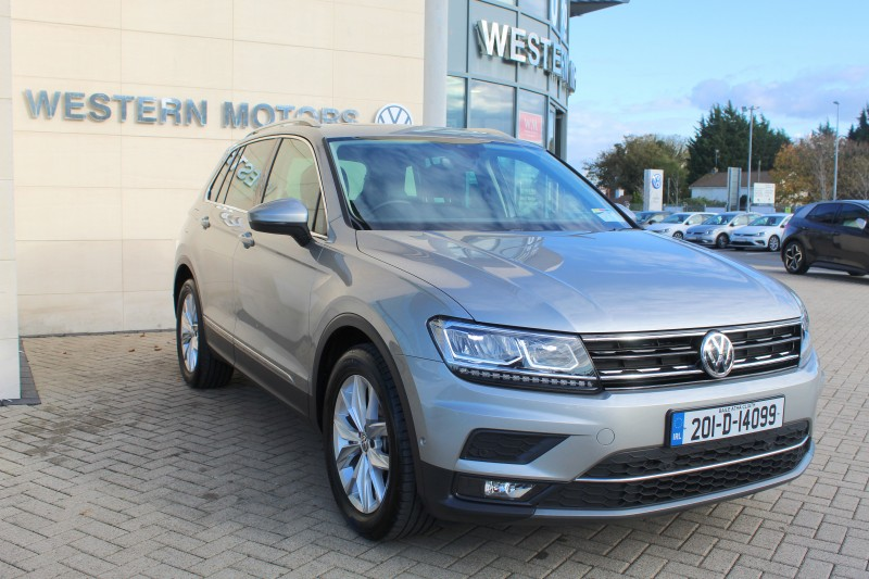 Volkswagen Tiguan ++EURO++5000 OFF NEW PRICE, DONT MISS OUT. HL, 150HP, TECK PACK.