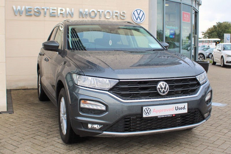 Volkswagen T-Roc ++EURO++4000 OFF, ONLY 1 AVAILABLE AT THIS PRICE, Design 1.6TDI