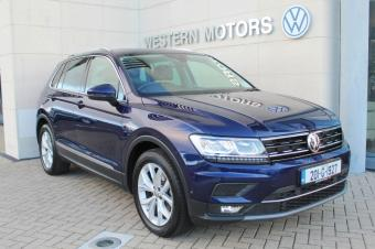 Volkswagen Tiguan Huge Spec, Big Savings ! Highline  2.0TDI M6F 150HP 5DR