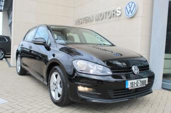 Volkswagen Golf 1.6 TDI MATCH BMT 105PS 5