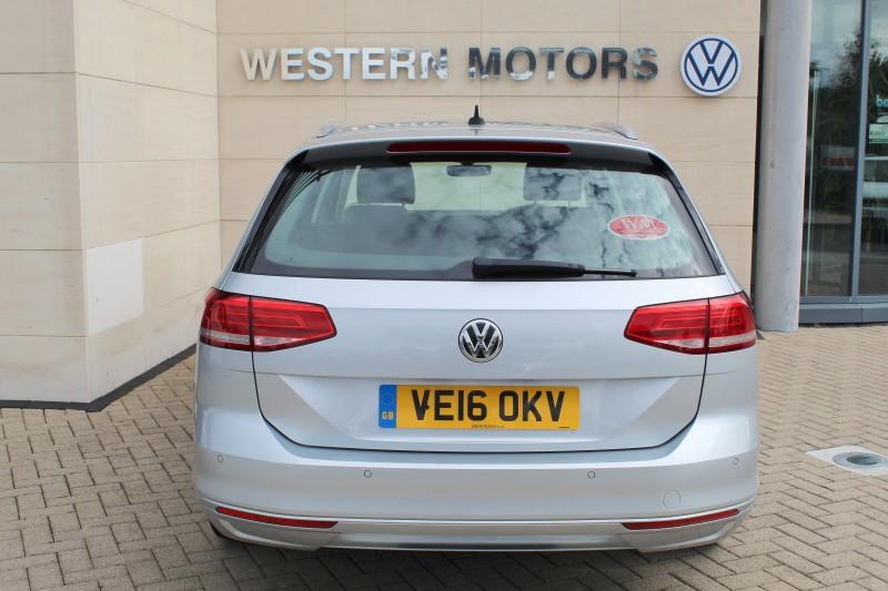 Volkswagen Passat Full Leather SE Business TDi 150 BlueMotion Start/Stop