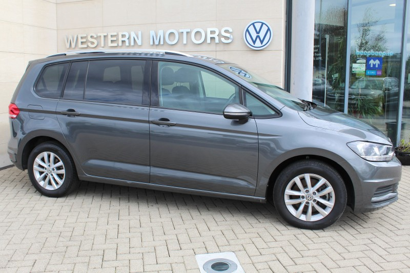 Volkswagen Touran C/L 1.6TDI 7 Seats, Only 1 Available.