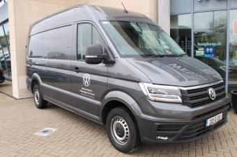 Volkswagen Crafter ONLY ONE AVAILABLE, H/L DSG, 140HP LED Lights, Air Con, Rear Camera