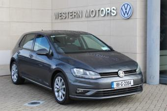 Volkswagen Golf HIGHLINE 1.4TSI D7F 150HP