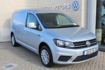 Volkswagen Caddy Maxi Trendline, 102HP, Rear Sensors, Cruise Control, Appearance Pack