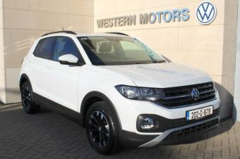 Volkswagen T-Cross ++EURO++1300 OFF, Only 1 Available. Dont Miss Out. Life 1.0 TSI