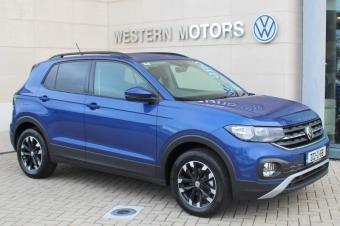 Volkswagen T-Cross T-Cross Life 1.0 MASSIVE REDUCTION Delivery mileage only
