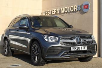 Mercedes-Benz GLC AMG Line GLCd 4Matic 9G-Tronic Auto Start/Stop