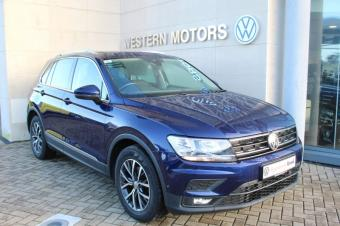 Volkswagen Tiguan ***JUST IN***, C/L 2.0TDI, Pan Roof, Sat Nav, Rear Camera