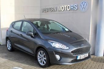 Ford Fiesta ZETEC 1.10 70PS 5SPD 4D