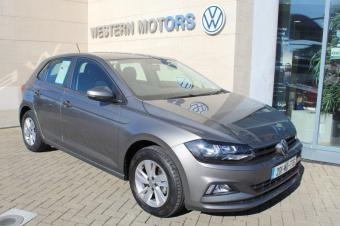 Volkswagen Polo **JUST IN** LOW KMS, 1 OWNER, T/L 80HP, ALLOYS, FOGS