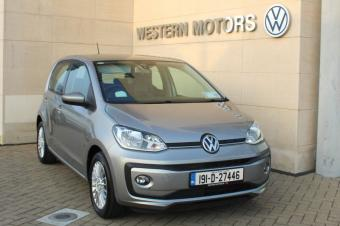 Volkswagen Up! UP MOVE UP 1.0 5DR 60HP 5DR