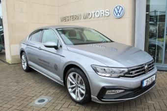 Volkswagen Passat R-LINE 150HP, UPGRADED ALLOYS, FULL LEATHER