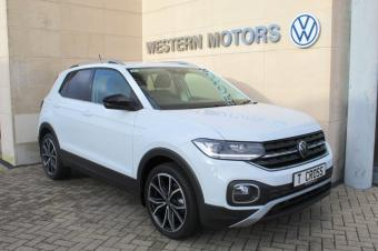 Volkswagen T-Cross STYLE, AUTO, TECK PACK, BLACK PACK. ONLY 1 AVAILABLE